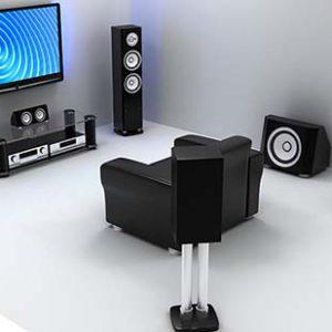 Home cinema TV e video